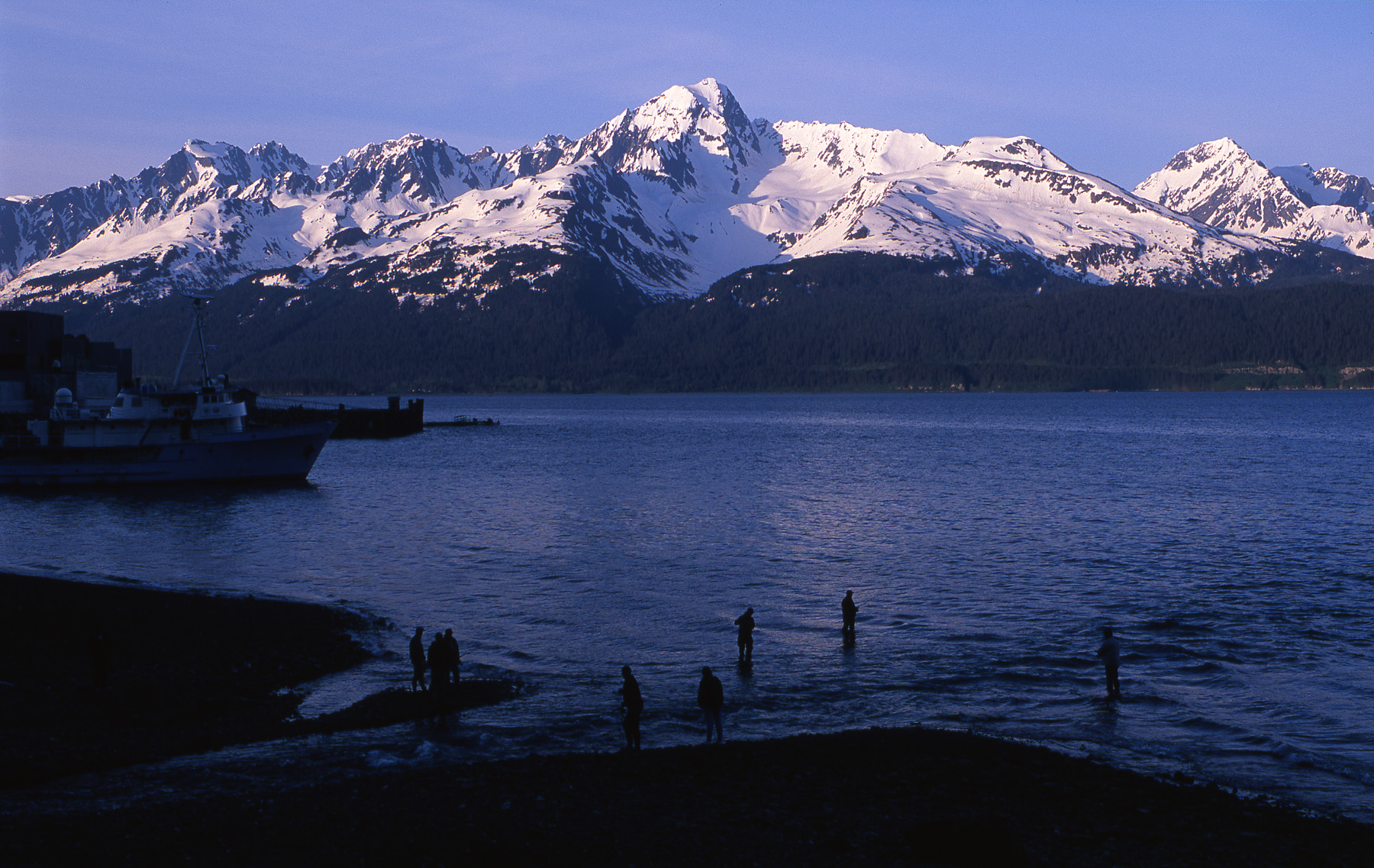 Seward Fisherman